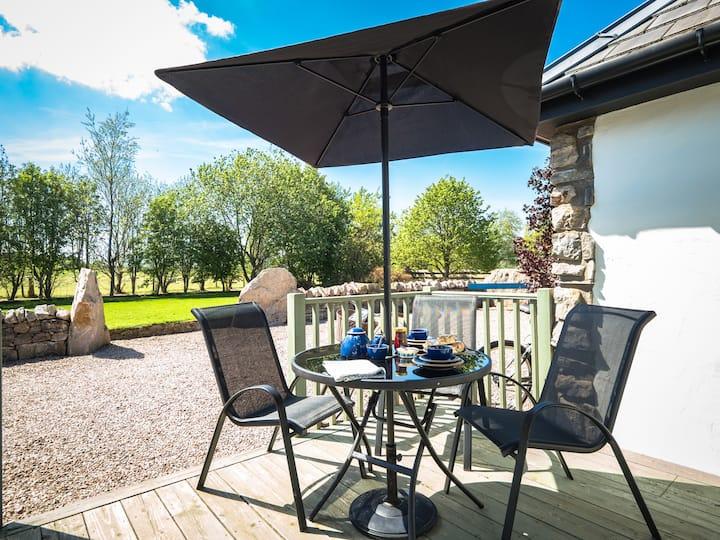 Sundowner cottage at Ruthven Steadings