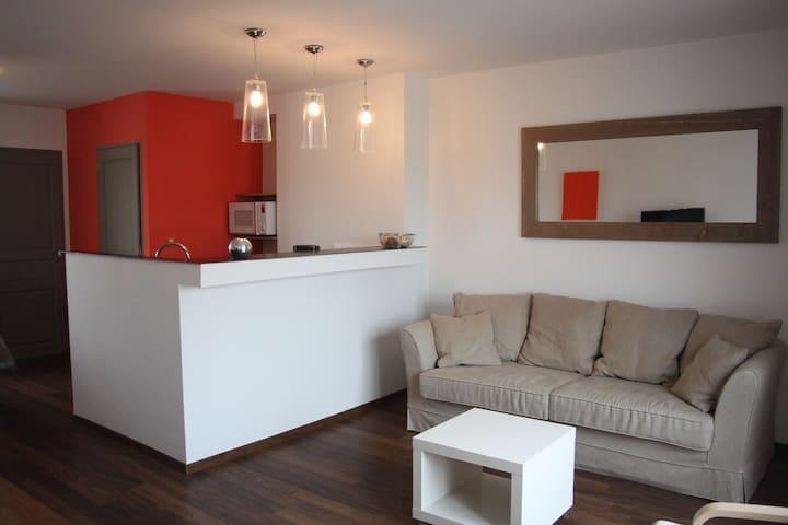 appartement ambleteuse 20m de la mer moderne - Ambleteuse - อพาร์ทเมนท์