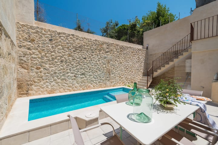 CAN DIANA - Villa with private pool in Campanet. Free WiFi