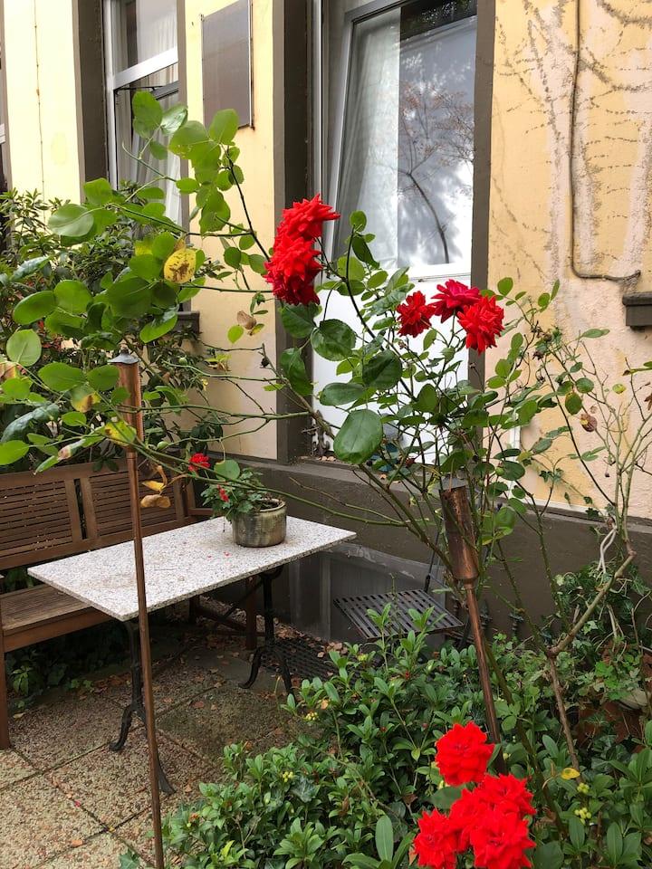 Ruhiges Apartment  in der Krefelder Innenstadt