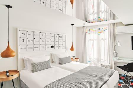 Hotel Joke*** STD Twin room - FREE Breakfast