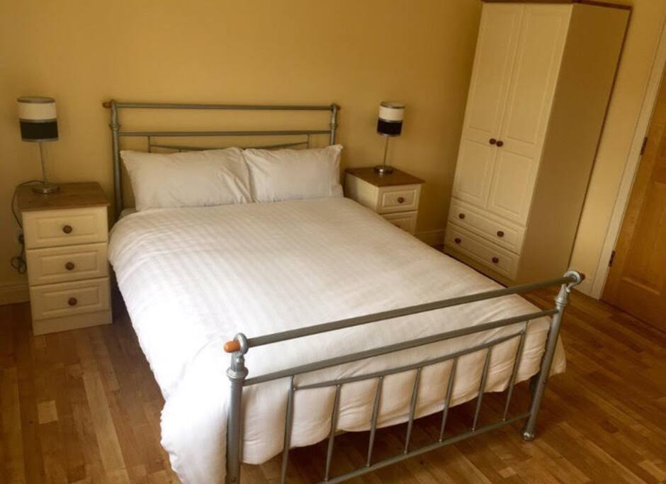 Bedroom 1 - Relax in this Double bed room with its own en suite