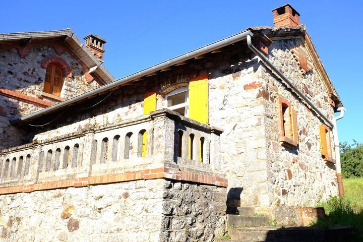 Gîte dans maison de maître proche d'Albi