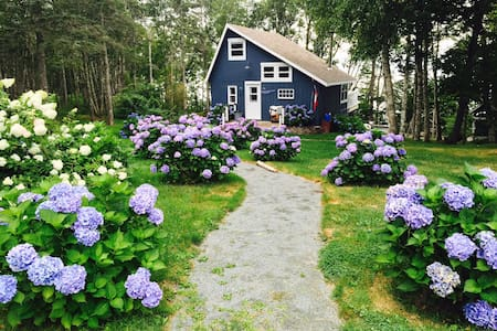 Seaside Cottage on the Bay of Fundy - Centreville - Cabane