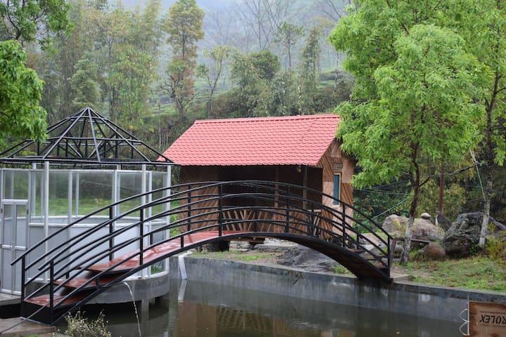 River| Resort| Darjeeling