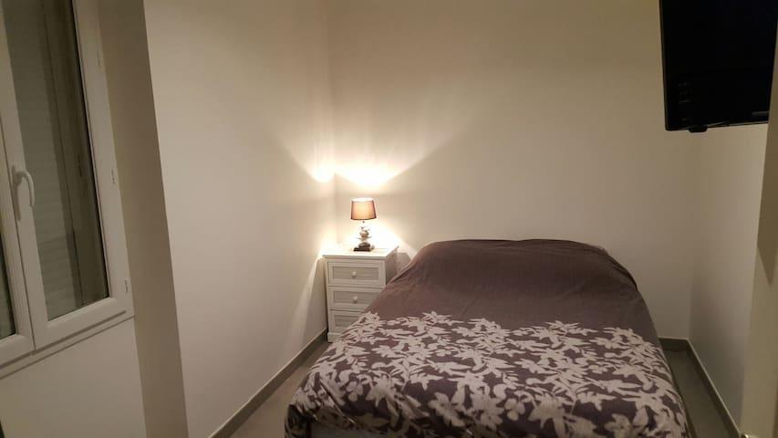 Chambre douillet et tranquille - Cabanac-et-Villagrains - Huis