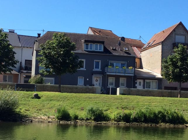 Maisonette/Studio  Irma an der Luxemburger Grenze