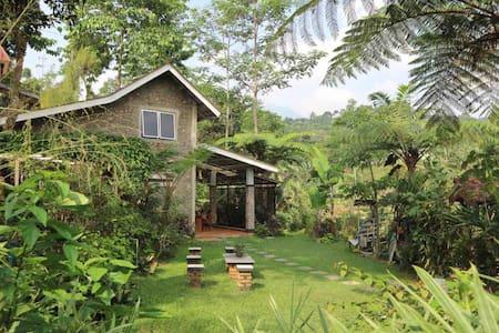 Clean,tidy,&cozy Villa Lembah Ciparay Gunung Salak