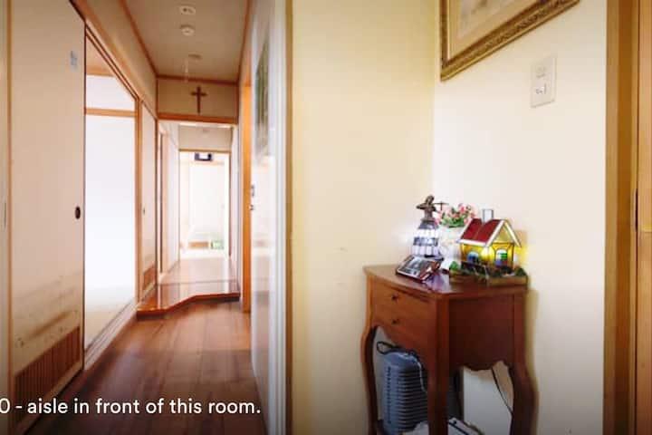 """Kobe ★15mins to JR sannomiya★ """"SARANG Guesthouse"""""""
