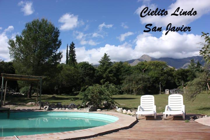 Casa en San Javier con Pileta