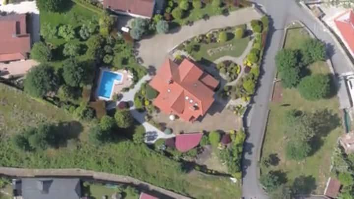 Villa Lapido Mondariz Balneario