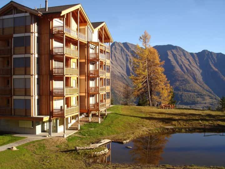 Bella Vista  5.5 room apartment Matter 8 pers