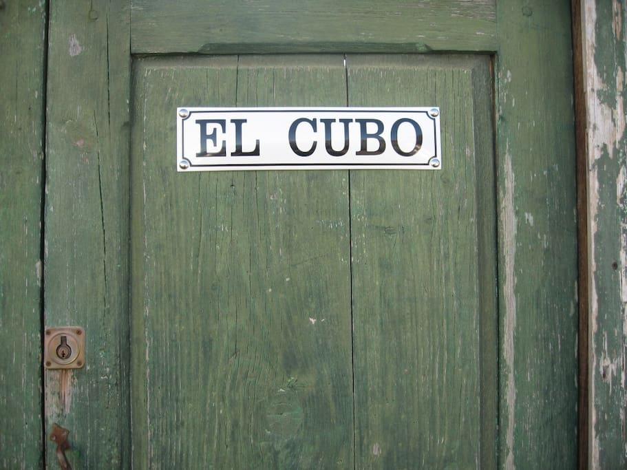 El Cubo.