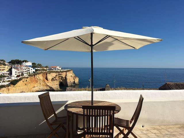 Casa Mar e Sol, the BEST OCEAN VIEW - Carvoeiro - Hus