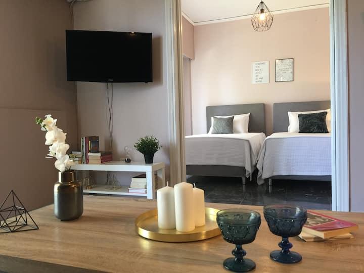 Seaside Luxury 70m2 Apartment in Voula
