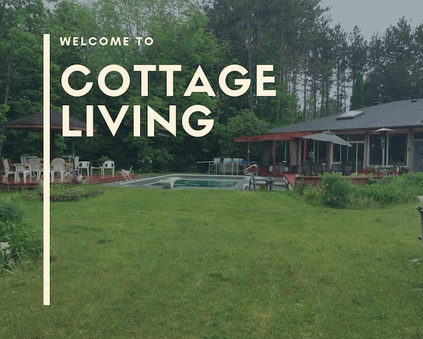 Cottage Living - Entire Home
