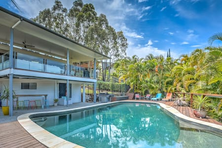Rise Poolside- Close to beaches, parks & Caloundra - Aroona