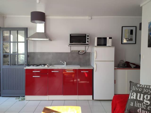 Maisonnette avec cour et place de parking privée - Noirmoutier-en-l'Île
