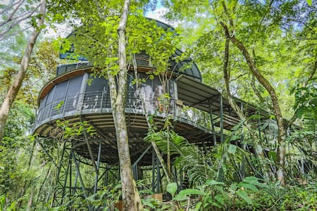 Commune with the Jungled - Puntarenas - Haus