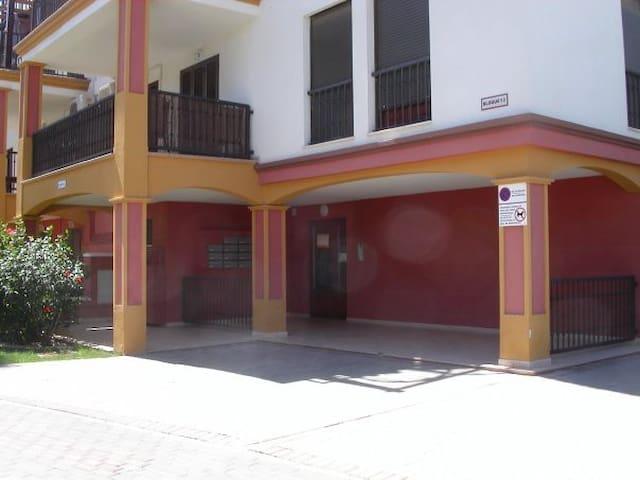 Apartment in quiet Spanish resort - Ayamonte - Departamento