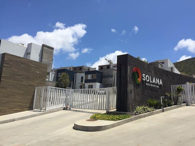 Refugio Solana (Brand New House!)