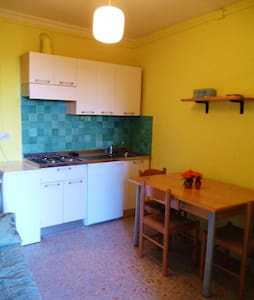 Small flat with a beautiful view - Montefiore dell'Aso