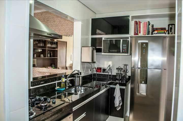 Lindo Apartamento mobiliado e decorado. 2 Quartos
