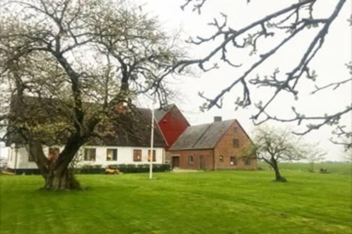 Farm house Lund, Skåne