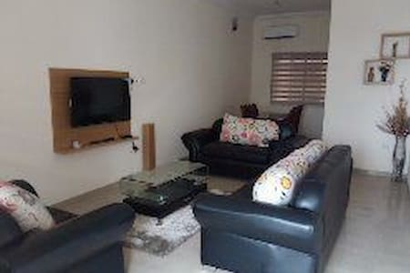 A cool 2bedroom service apartment in a secure area