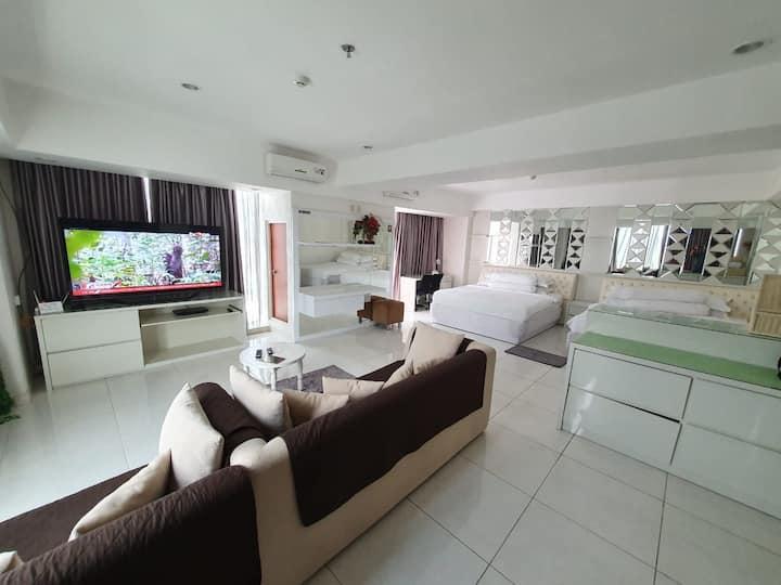 Apartemen Mataram City Tipe 2 Bedroom Luas 69 M2