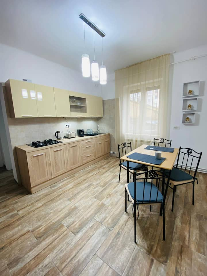Welcome to Coresi Apartment