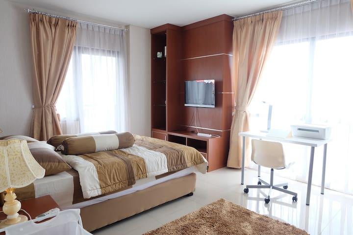 76sqm 2BR Tamansari Semanggi Apartment w/ Balcony