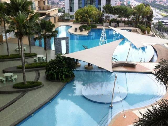 Impian meridian  Master  bedroom - Subang Jaya