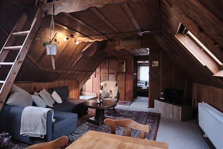 Gemütliche Dachwohnung in ruhiger Lage