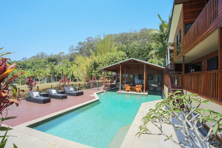NEW Nakini Estate, Currumbin Valley, 10 acres