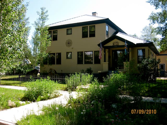 Historical Gunnison Gem -for month stay in May