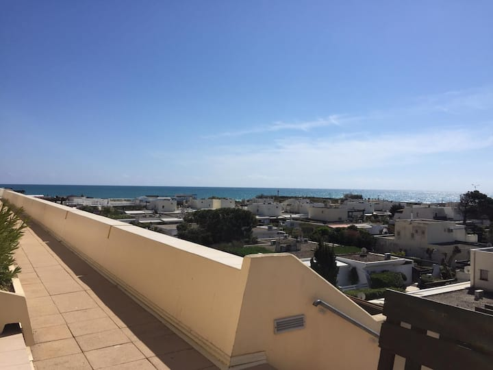 Cap D'Agde Loft natù Port Nature Coursives Sud