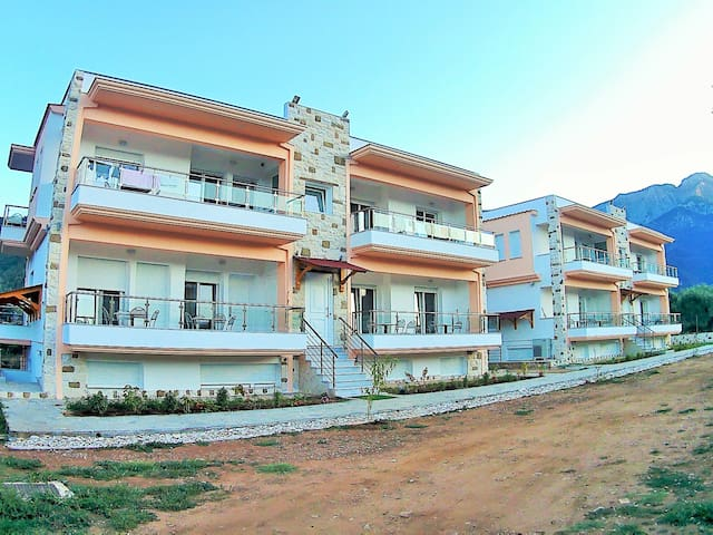 PortoThassos Apartments - Chrisi Akti