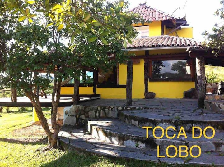 TOCA DO LOBO - Serra Cipó