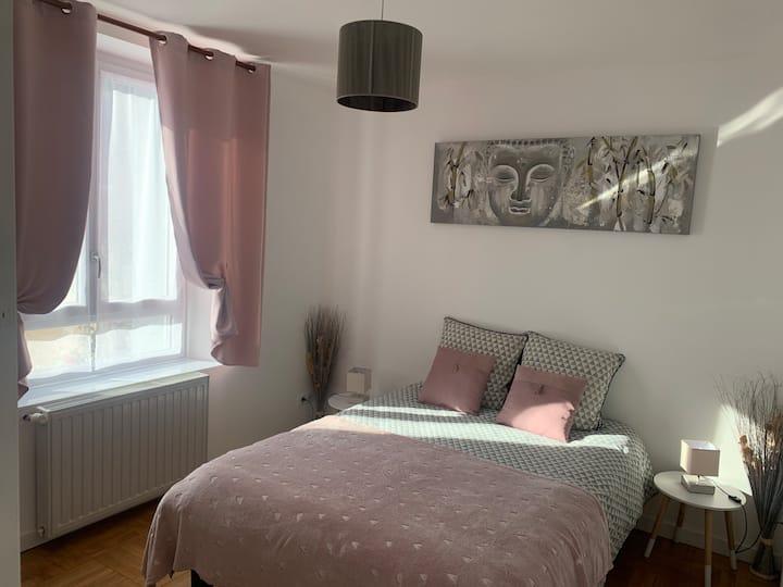 Appartement situé en centre ville de Saint Aignan