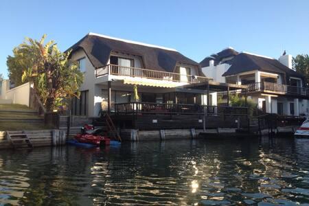 St. Francis Canal House - Saint Francis Bay - House