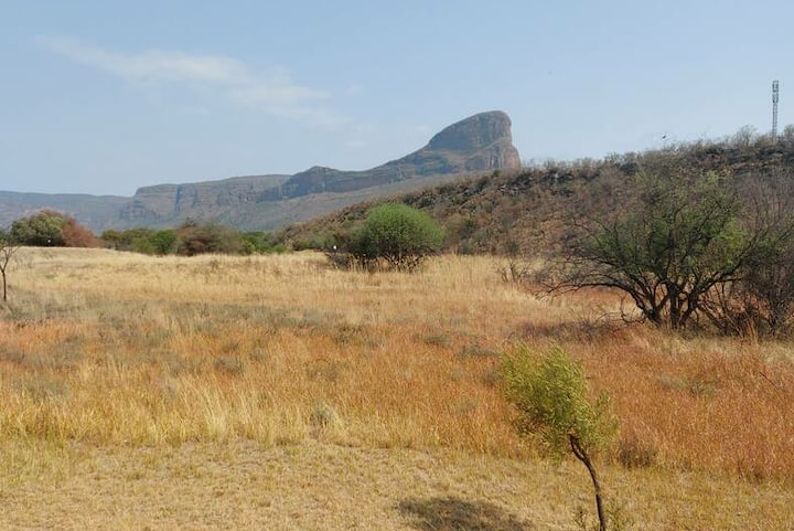 Heart of the Bushveld,at the feet of the Waterberg