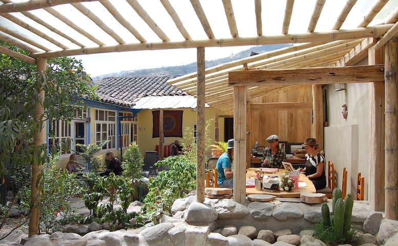 Real Dream Hostel... where it feels like home - Ibarra - Hostel