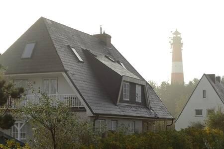 Traumhafte Lage nahe dem Leuchtturm - Hörnum (Sylt) - Apartmen