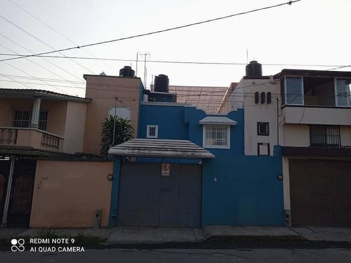 Casa amueblada con vista increíble 3HB, 3 WC, Wifi