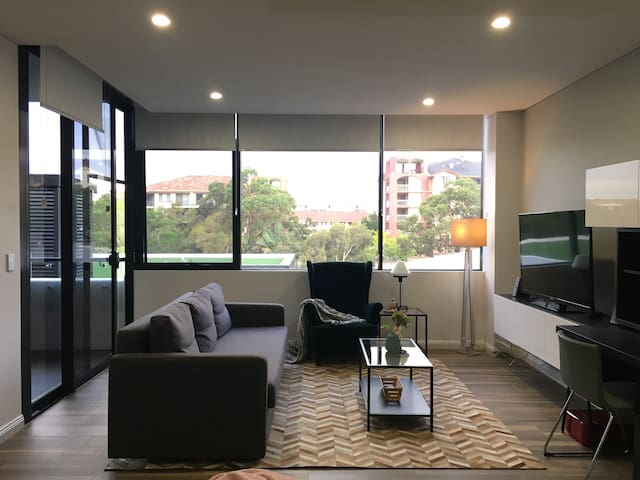 Modern and Comfortable one bedroom apartment zmv