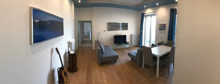 Appartamento panoramico nuovo