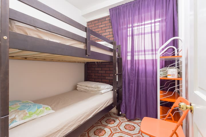 Small room for 2 Persons-Best Value - Brooklyn - Hus