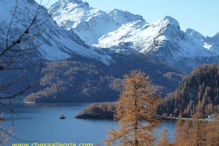 Fantastic Mountain view - Sils im Engadin/Segl
