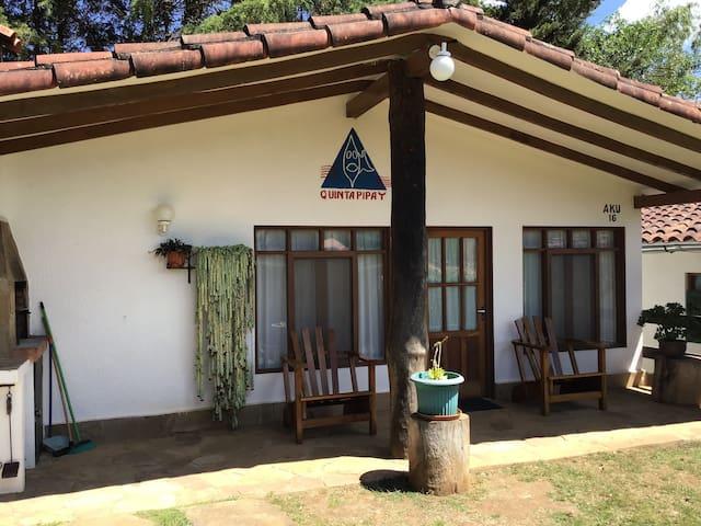 Cabaña 16 Quinta Piray